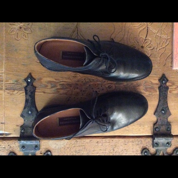 Johnston & Murphy Other - Men's Johnston and Murphy dress shoes new